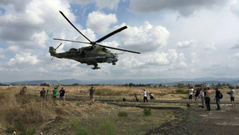 Работа пилотов Ми-24 в Сирии восхитила западные СМИ