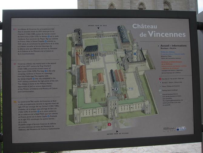 Венсенский замок | Мир путешествий