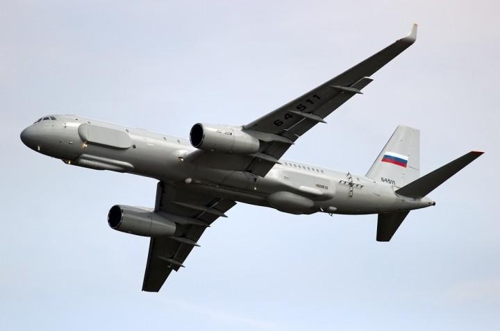 Российский самолёт-разведчик смешал Турции все карты