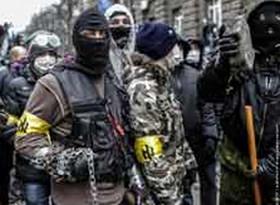 Обама: Инициаторы событий на Украине – США