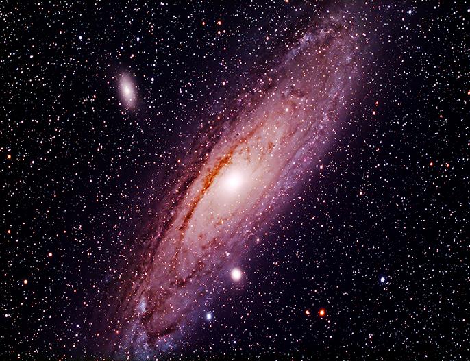 Астрофотография через телескоп