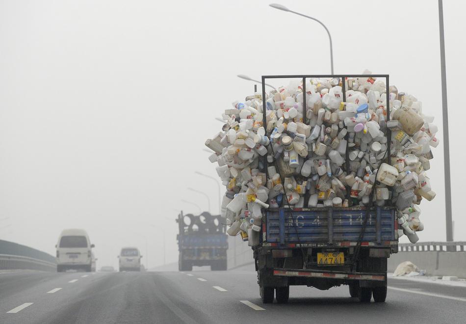 pollution027 Загрязнение окружающей среды в Китае
