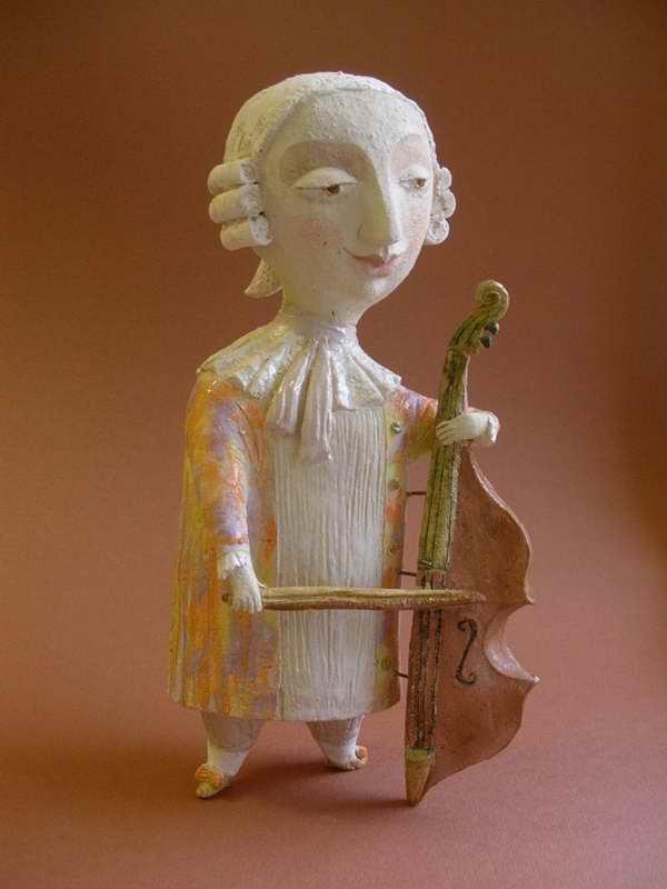 Эли Ялонецкая и её живая керамика