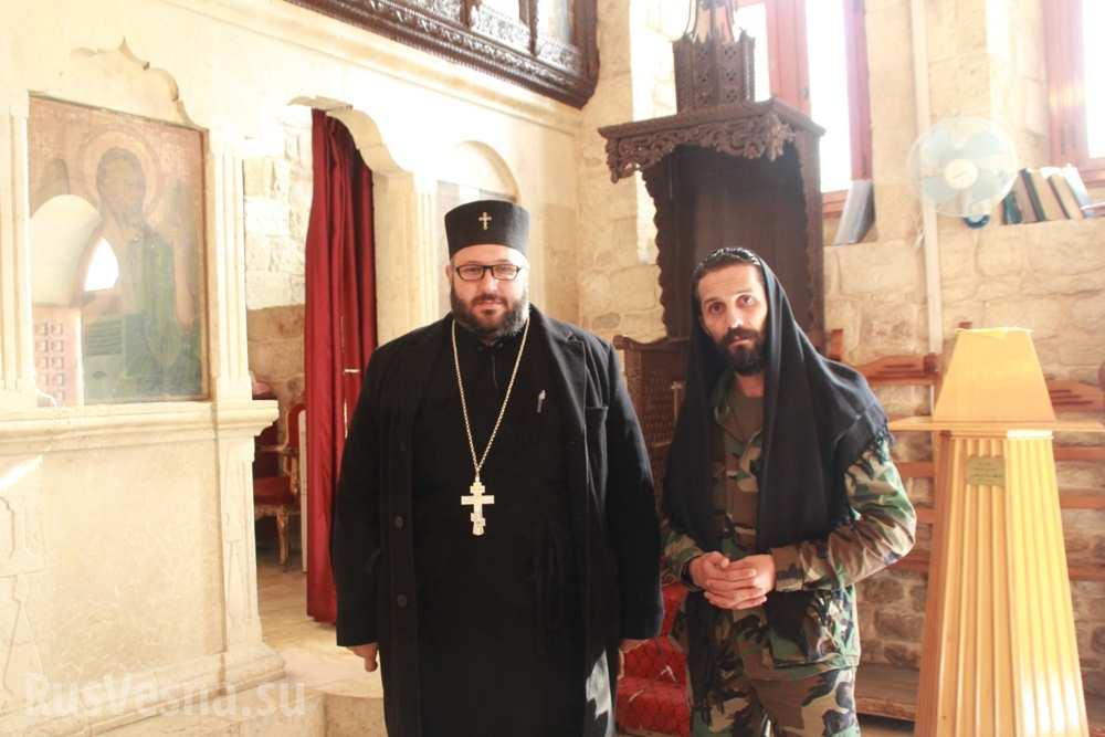 «Честь или смерть»: Православная крепость на пути «Аль-Каиды», — ополченцы 7 лет громят боевиков (ФОТО)