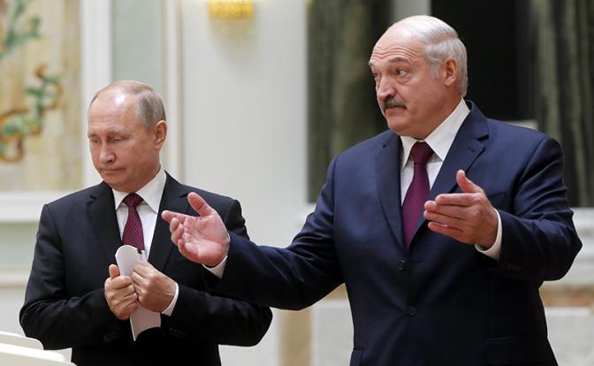 Москва сделала все, чтобы Лукашенко видел в ней врага