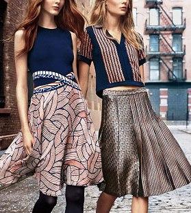 Мода 2016: юбки на весну и лето —  какие новинки нас ждут?