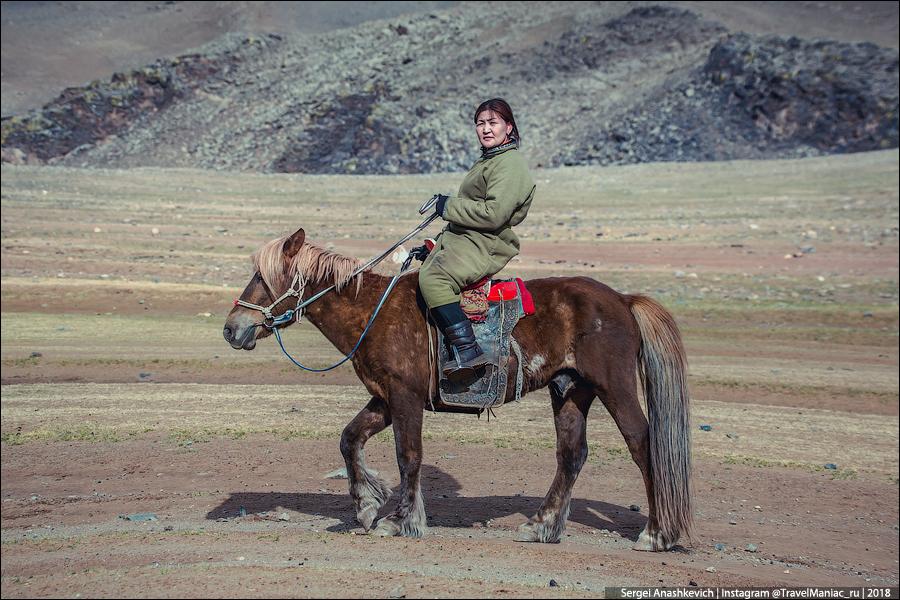 Про унижение женщин в Монголии