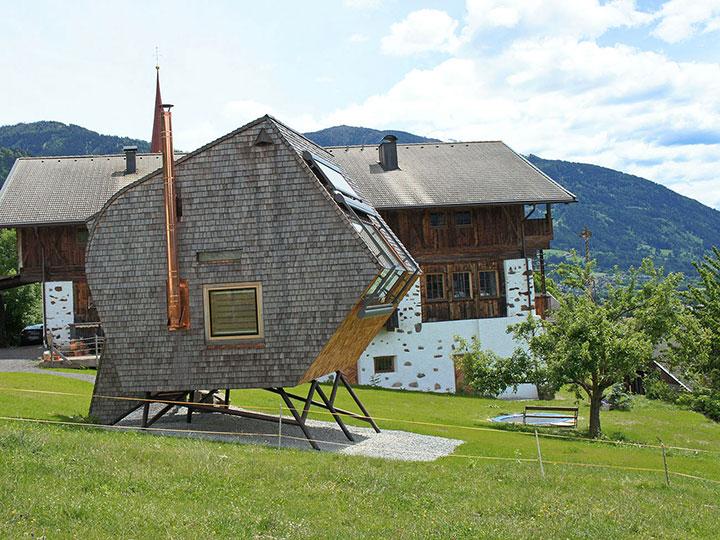 Уникальный экологический курорт в швейцарских альпах - фото 17