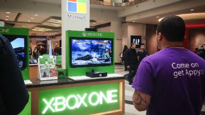 Приставку Xbox One превратят в полноценный компьютер с помощью мышки