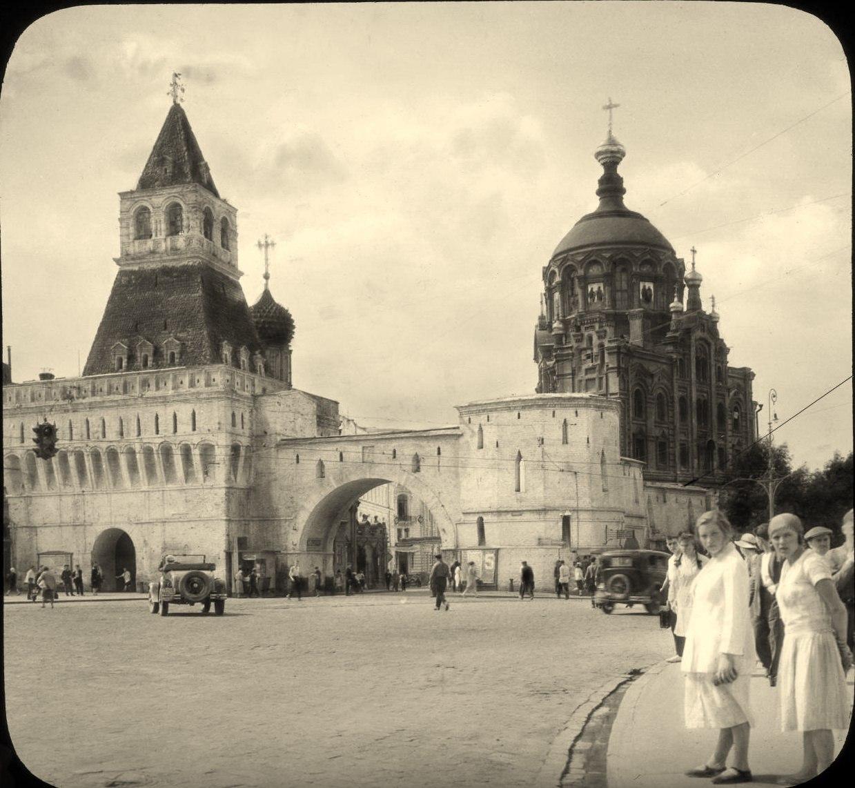 1931. Москва Брэнсона Деку в оригинальном виде
