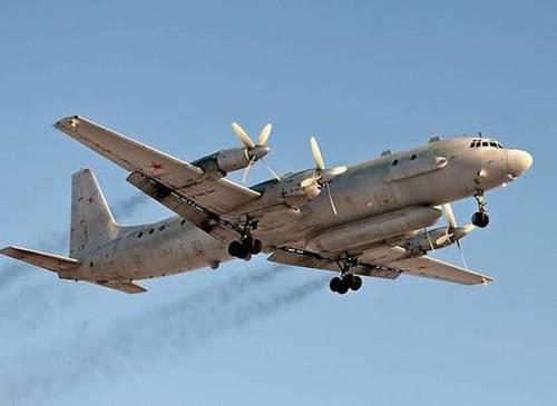 Минобороны представляет  новые  данные о крушении Ил-20 в Сирии