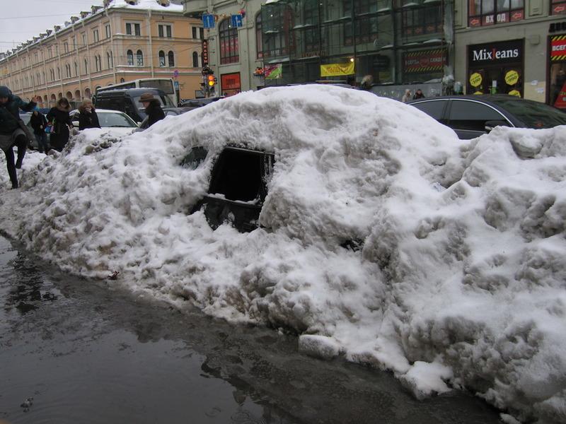 Опять о наболевшем. Автомобильная мифология: прогревать или не прогревать мотор зимой