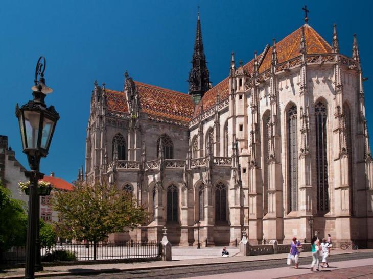 кошице словакия собор святой елизаветы