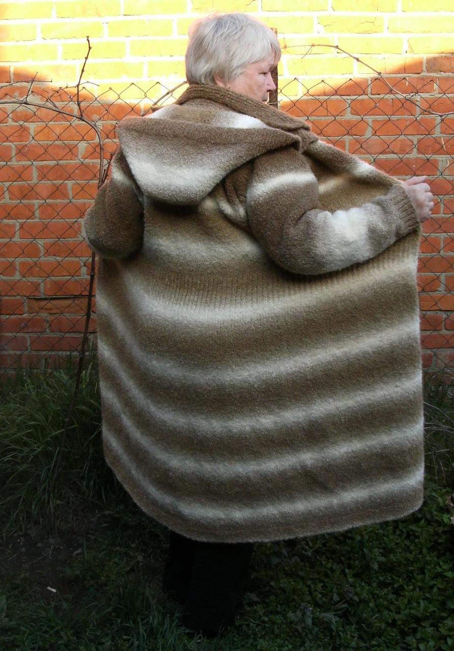 Мое новое пальто, легкое и очень теплое
