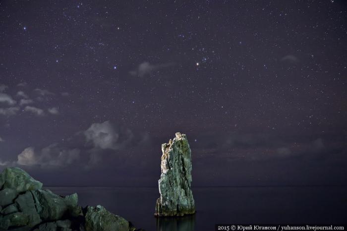 Звёзды над Крымом