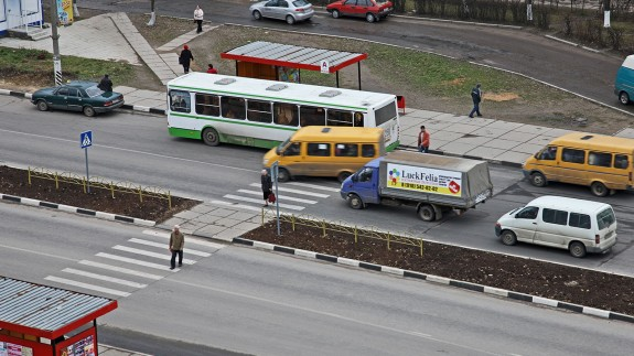 Какие города России лучше обеспечены автотранспортом