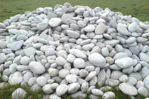 Светлые камни для альпинария