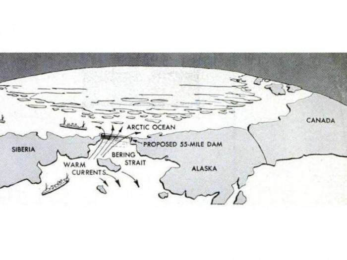 Сегодня русские и американские учёные пришли к выводу, что проект Борисова привёл бы к катастрофическим изменениям климата на огромных территориях планеты./Фото: liteamay.nyc3.digitaloceanspaces.com