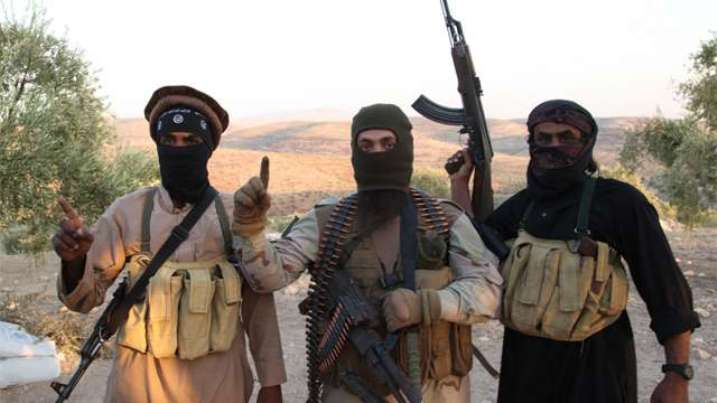 "Боевики ""Исламского государства"" сожгли заживо 43 человека"