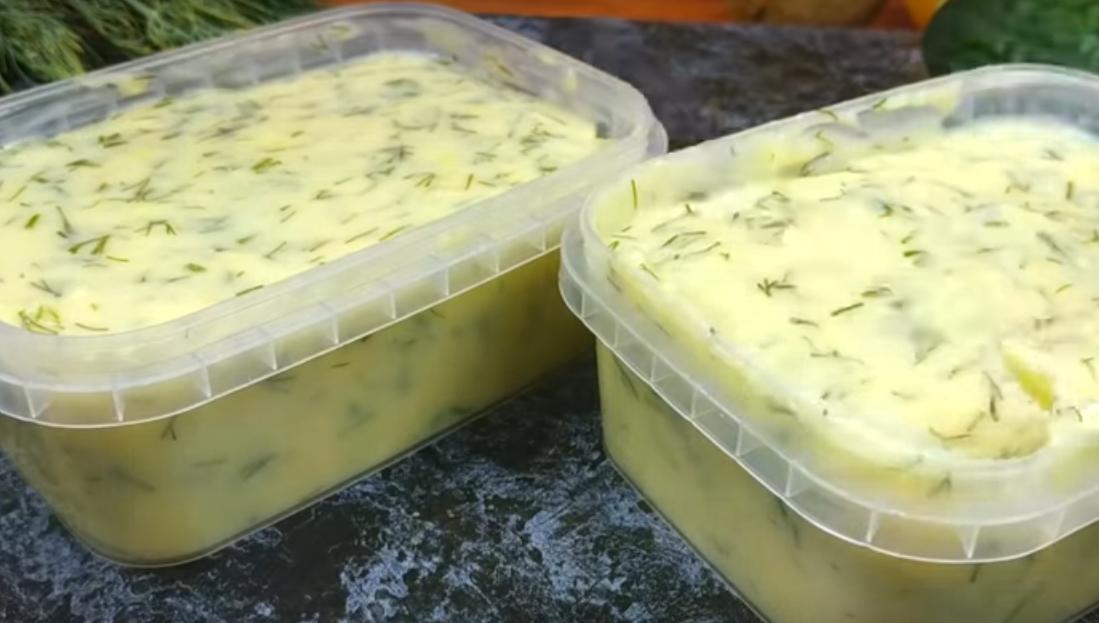 Домашний плавленный сыр - вкусно и просто