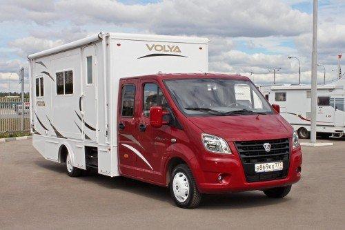 «Группа ГАЗ» подготовила автодом на базе «ГАЗели Next»