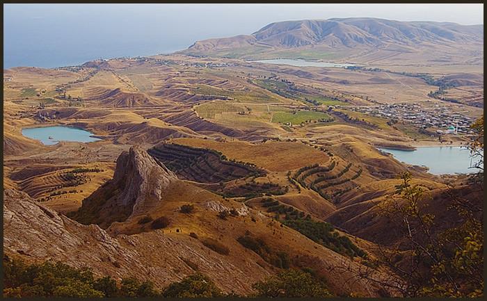 Солнечная долина крым, отдых, природа