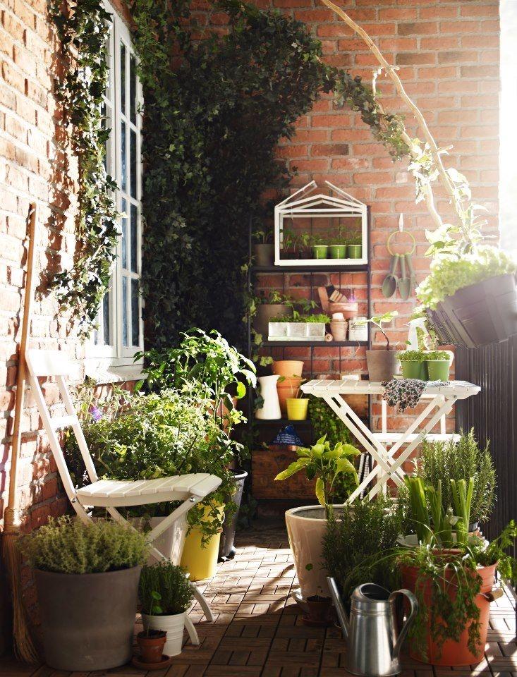 Лето на балконе - читайте и смотрите фото в блоге дизайнера .