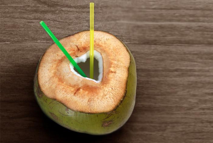 кокосовая вода для сердца