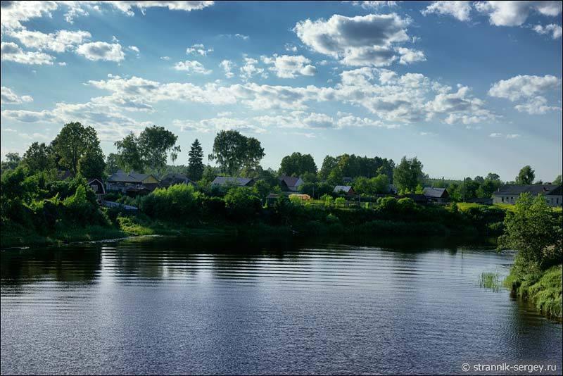Старинный дух русского села