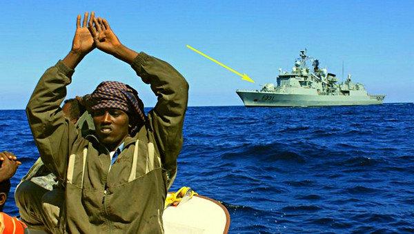"""Иностраны восхитились методами борьбы России с сомалийскими пиратами: """"на 3: 25 сразу стало ясно, что это именно русские!"""""""