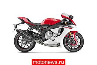 R-Эволюционные системы выпуска Akrapoviс для мотоциклов Yamaha R1