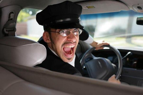 Находчивости этого таксиста можно только позавидовать!