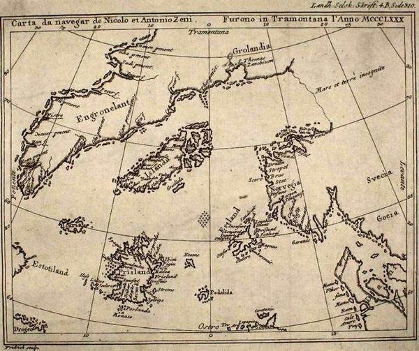 Редкие древние карты показывают, как тысячи лет назад продвинутая цивилизация отображала Землю