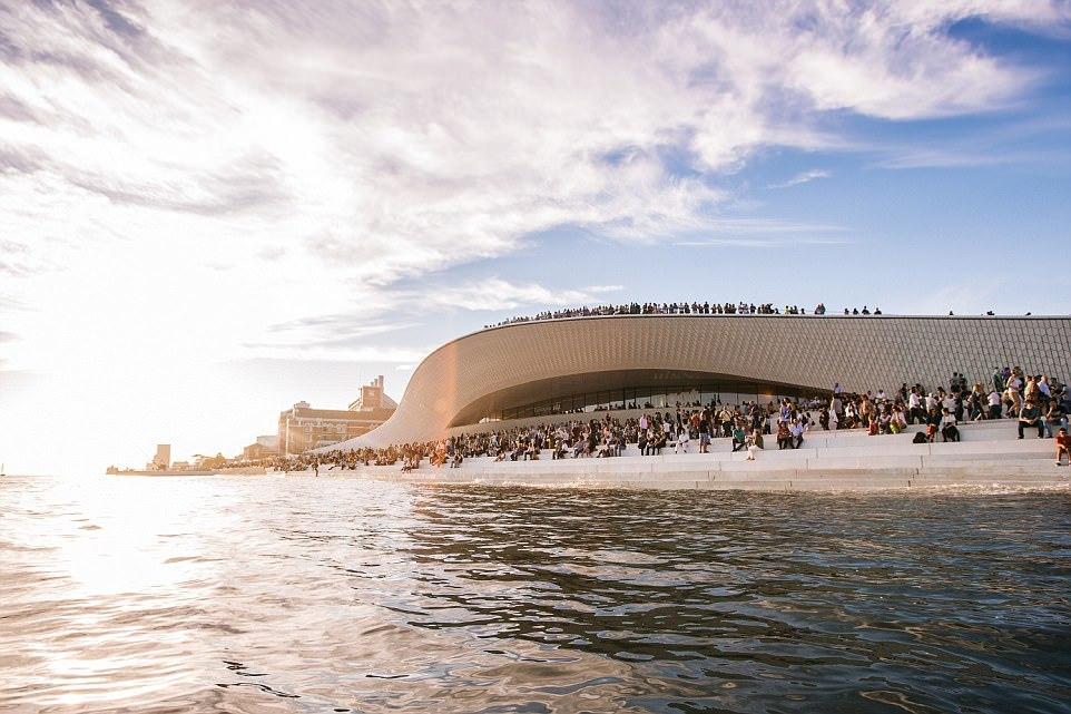 Музей искусства, архитектуры и технологий в Лиссабоне