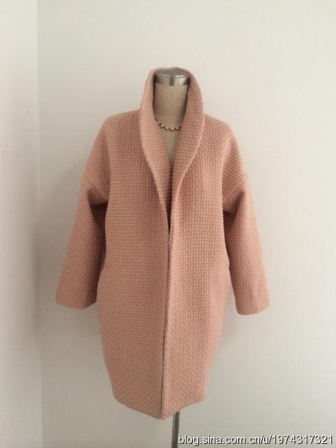 Простая выкройка пальто