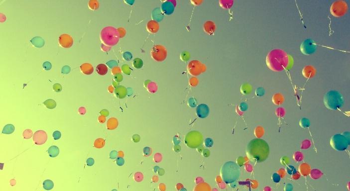 Веселые идеи из воздушных шаров