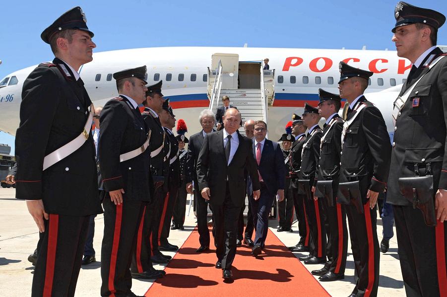 Путин передумал уходить?