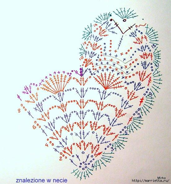 Объемная валентинка открытКак сделать подъемные Вязаный чехол
