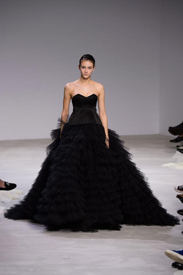 Самые красивые платья Недели Высокой моды в Париже. Это просто восторг!