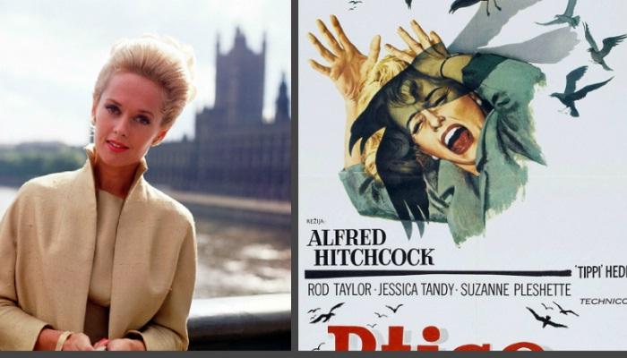 Темная сторона гения: Взлет и падение одной из блондинок Альфреда Хичкока - Типпи Хедрен