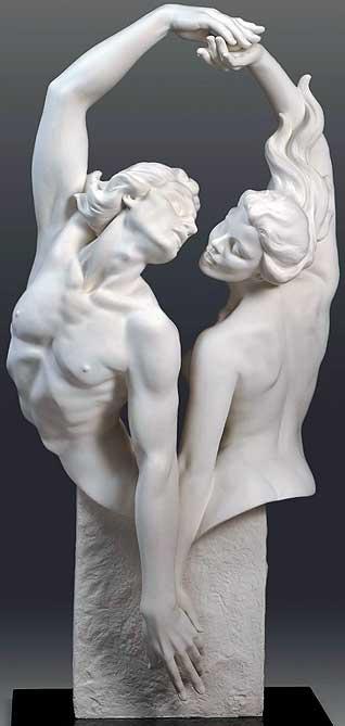 Японский скульптор Гейлорд Хо