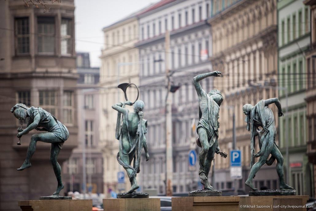 Удивительный скульптор Анна Хроми