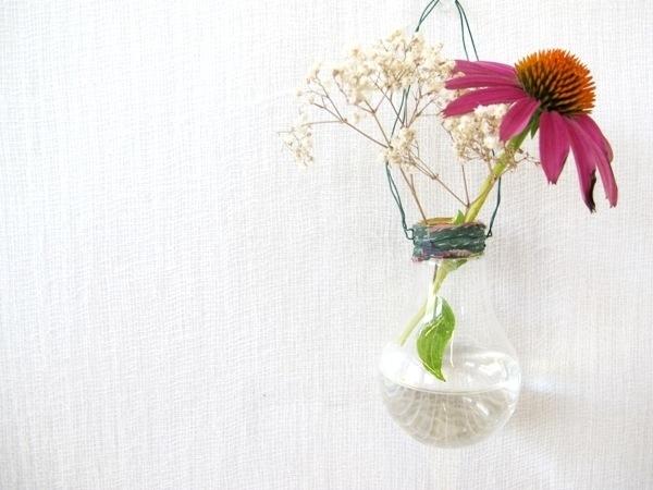 Домашние цветы своими руками.