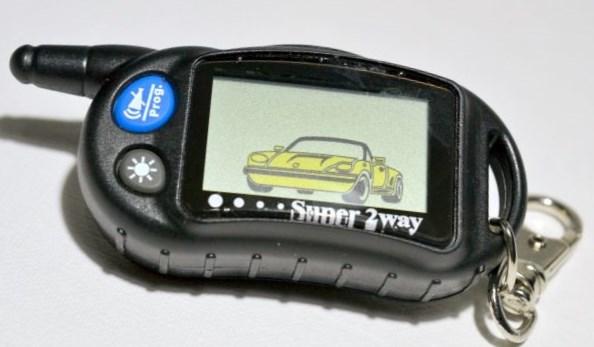 Сигнализация с автозапуском и обратной связью своими руками