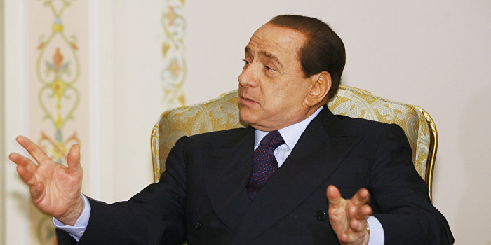 Берлускони признался, что Россия необходима Западу