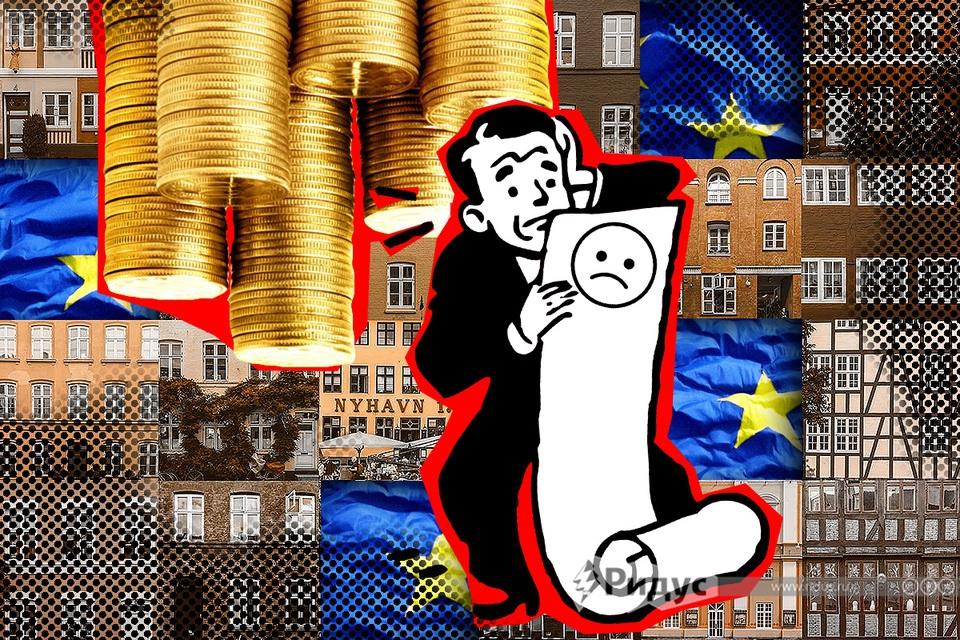Крах Европы придет через нед…