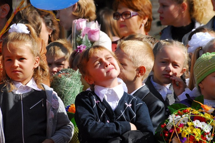 Симферопольские школы примут…