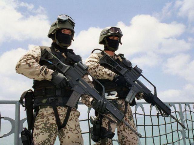 Конец службы штурмовой винтовки в вооруженных силах Германии HK G36