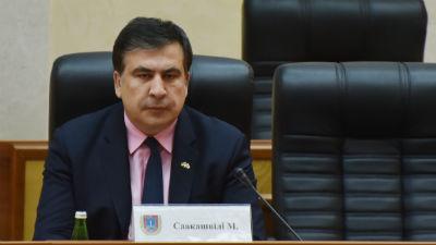 СМИ: Саакашвили могут назнач…