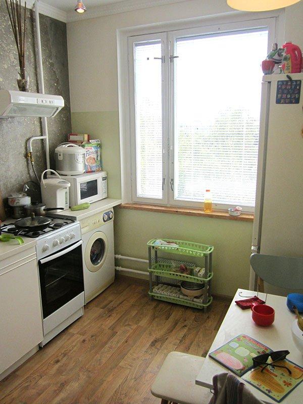 Ремонт кухни дешево и сердито 26